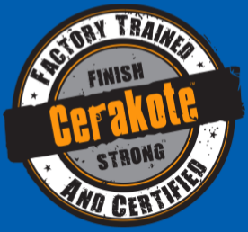 Factory Trained And Certified Cerakote